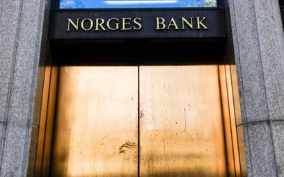 Norges Bank zaskoczył analityków