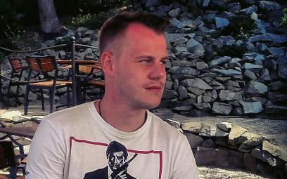 Artur Gryglak pracuje w 7islands od trzech i pół roku