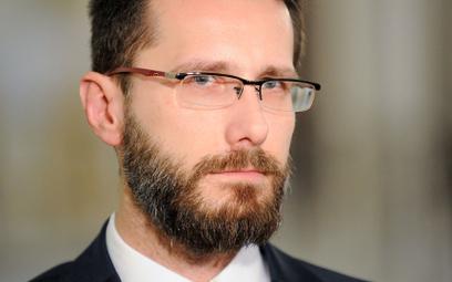 Wicerzecznik PiS Radosław Fogiel