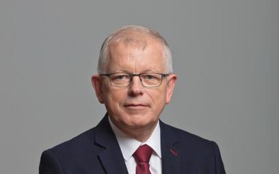 prof. Zbigniew Kledyński, prezes Polskiej Izby Inżynierów Budownictwa