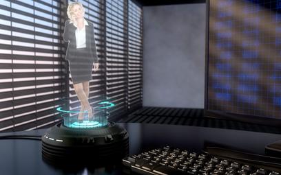 Hologram, który można dotknąć. Tak będą wyglądać spotkania przyszłości