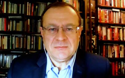 Prof. Dudek: Na jedną listę opozycji nie ma szans