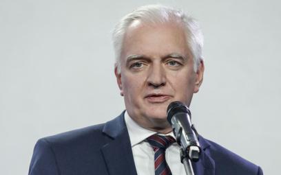Jarosław Gowin, prezes Porozumienia