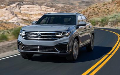 Volkswagen Atlas Cross Sport: Z Ameryki, dla Ameryki