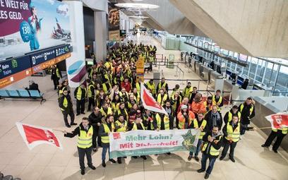 Niemcy – z powodu strajku odwołanych kilkaset lotów