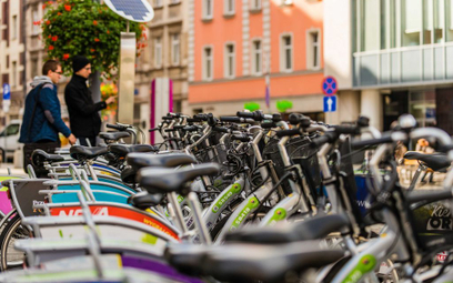 Moda na rowery opanowała Katowice
