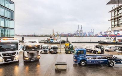 Dział ciężarówek Volkswagena tanieje przed debiutem