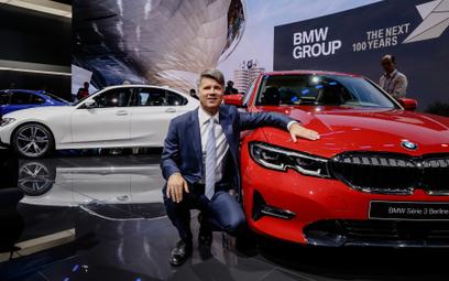 Harald Krueger, prezes BMW: Od początku wierzyłem w elektromobilność