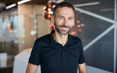 Tomasz Czechowicz, prezes i założyciel MCI