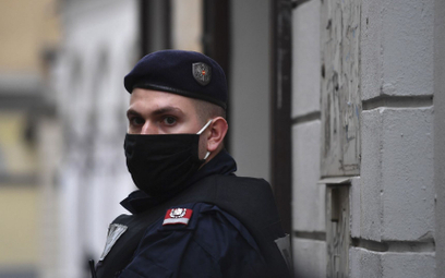 Zamach w Austrii: Kim był zamachowiec z Wiednia?