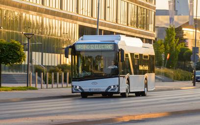 Solaris wygrał duży przetarg na dostawę autobusów elektrycznych