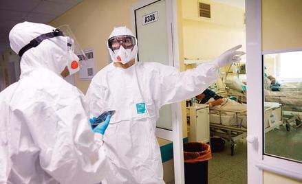Wyjście chorego ze szpitala nie oznacza końca problemów związanych z zakażeniem koronawirusem