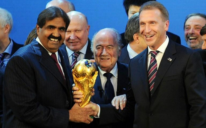 FIFA czysta jak łza – korupcji nie było
