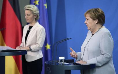 Merkel zaniepokojona finałem Euro w Londynie. Apeluje do UEFA