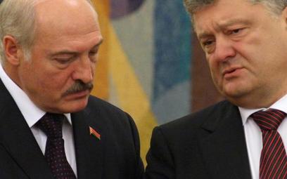 Aleksander Łukaszenko wielokrotnie zapewniał Petra Poroszenkę, że jest przyjacielem Ukrainy.