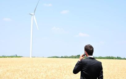 Spór o daninę dla wiatru
