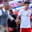 Paulo Sousa i Robert Lewandowski: mamy nadzieję, że ich przymierze da nam sukces
