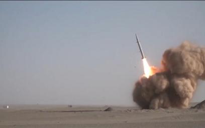 Iran pokazał rakietę balistyczną nowej generacji