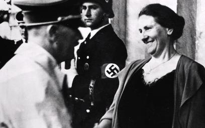 Winifred Wagner, synowa kompozytora, pozostawała w zażyłej przyjaźni z Hitlerem