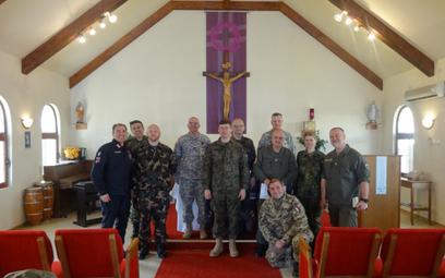Kapelani w służbie KFOR