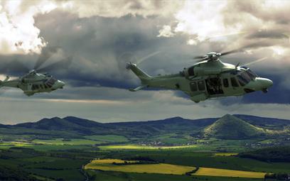 AW139M. Fot./Leonardo