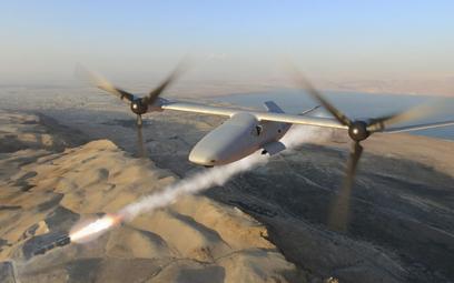 Wizualizacja zmiennowirnikowca Bell V-247 Vigilant – propozycji firmy Bell do programu MUX. Rys./Bel