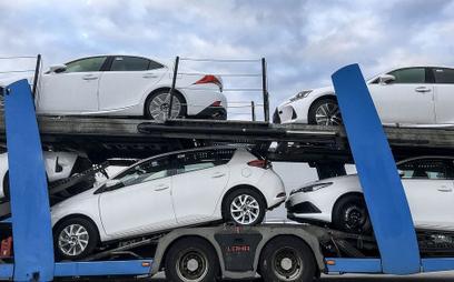 Sprzedaż samochodów w Polsce wzrośnie w 2021 r. o 10 proc.