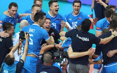 Polska - Słowenia 1:3. Siatkarze nie zagrają w finale Mistrzostw Europy