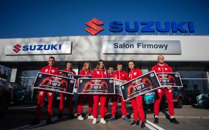 Suzuki Top Team: Jeszcze większe wsparcie dla wybranych zawodników PZB