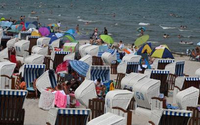 Szturm Niemców na Bałtyk – jak sobie radzą kurorty