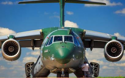 KC-390. Fot./Siły Powietrzne Brazylii