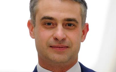 Krzysztof Gawkowski, szef klubu Lewicy