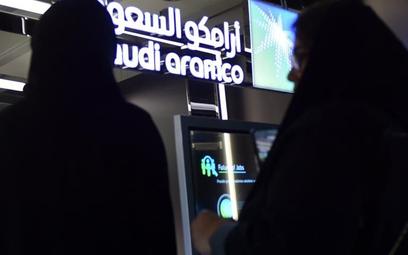 Inwestorzy objęli całą pulę akcji Saudi Aramco