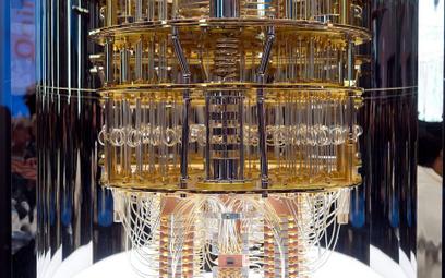 Komputer kwantowy wykonuje równolegle wiele obliczeń