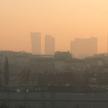 Smog był wielkim problemem w Warszawie zimą 2016/2017 (zdjęcie z lutego 2017 r.).