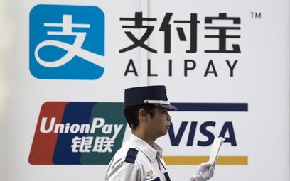 Chiński gigant płatności mobilnych podbija Europę