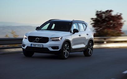 Volvo sprzedaje głównie modele SUV i coraz więcej hybryd