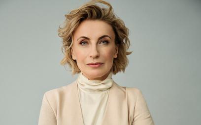Dorota Hryniewiecka-Firlej, prezes Pfizer Polska.