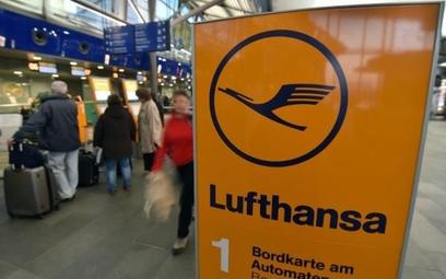 Lufthansa: Mamy za mało samolotów, żeby rosnąć