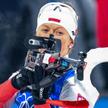 Weronika Nowakowska ostatnią zmianę zaczęła jako liderka, ale trzykrotnie strzeliła niecelnie i spad