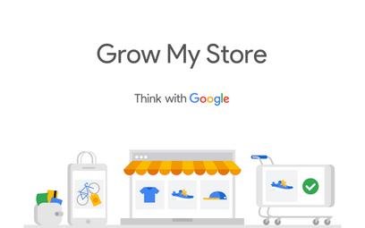 """Google wprowadził na polski rynek narzędzie dla MŚP pn. """"Grow My Store"""""""