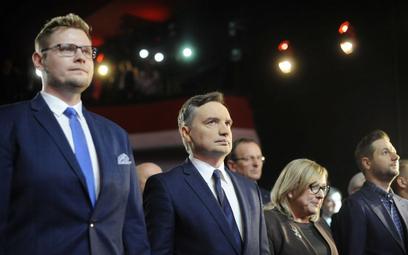 Ziobryści zaostrzają kurs przed wyborami prezydenckimi
