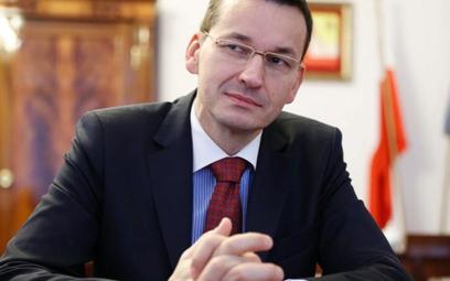 Mateusz Morawiecki: Rozwój Polski oparty był na długu