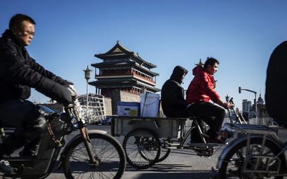 Rower miejski to problem? Chaos w Pekinie