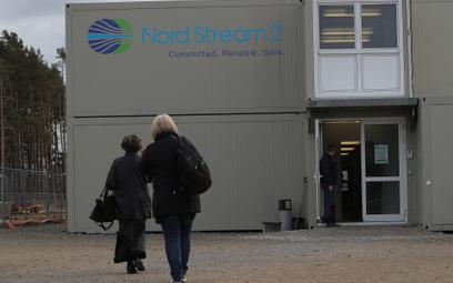 Unia umywa ręce od Nord Stream 2
