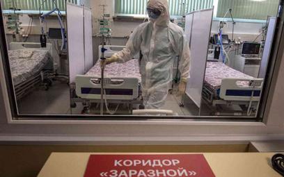 Rosja: Niemal 70 tys. zakażeń, ponad 600 ofiar wirusa
