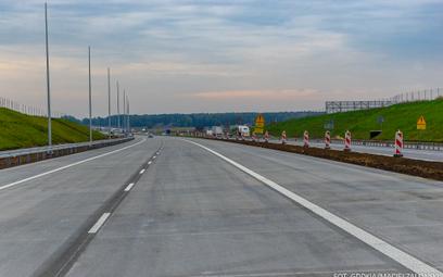 Autostradą A1 już jedziemy szybciej, a wkrótce jeszcze przyspieszymy