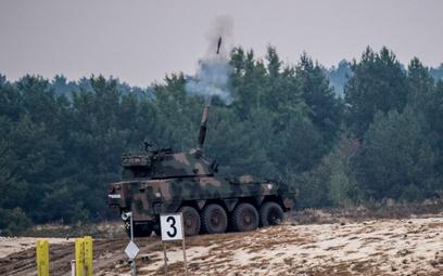 Kompanijne moduły ogniowe moździerzy samobieżnych Rak służą obecnie (po dwa) w pododdziałach: 17. Br