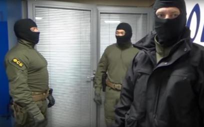 Funkcjonariusze FSB