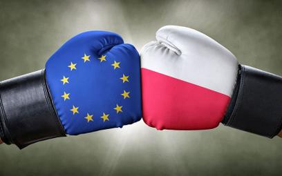 """Zamach na wymiar sprawiedliwości - """"Frankfurter Allgemeine Zeitung"""" o decyzji KE ws. Polski"""